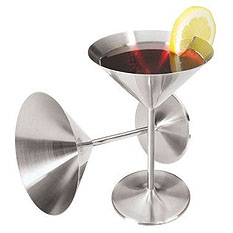 Miscellaneous Martini Glassware
