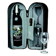 Single-Bottle Wine Cases & Wine Carriers