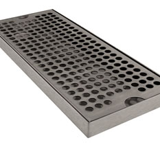 Surface Mount Drip Trays