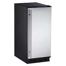 Narrow under counter freezer