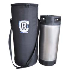 Cool Brewing Keg Jackets & Buckets