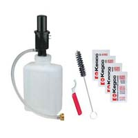 Standard Beer Cleaning Kit - 2 Qt. Bottle w/ 2 oz. Cleaner