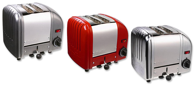 Photo of Dualit 2-Slice Classic Bread Toaster