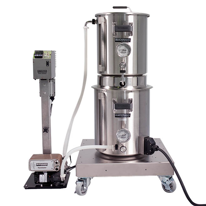 Blichmann 20 Gallon G2 Breweasy Electric Turnkey Lte Kit