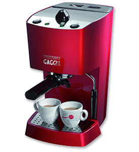 Photo of Gaggia Espresso Color Semi-Automatic Espresso Maker
