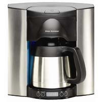 Built-In 10 Cup Automatic Coffee System - Stainless Steel