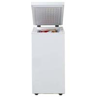 2.5 Cu. Ft. Chest Freezer - White