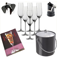 Champagne Party Gift Set