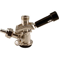 D-Series Keg Coupler for Domestic Kegs