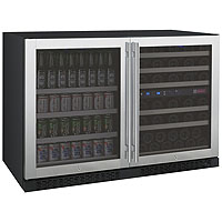 FlexCount Series Side-by-Side Wine & Beverage Center