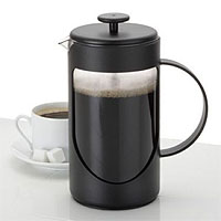 8-Cup Ami-Matin Unbreakable French Press - Black