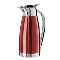 Lustre Clarisa Thermal Coffee Carafe - Red