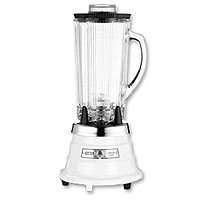 Waring Commercial 700G Single-Speed Food Blender - 40-oz. Glass Container