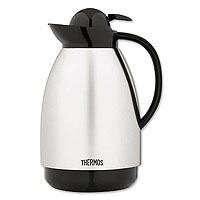 Thermos 710S 1.0-L Stainless Steel Vacuum Insulated Carafe