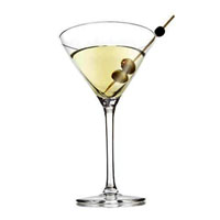 Cocktail Glass - Martini (Set of 2)