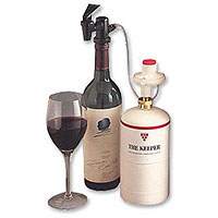 The Keeper - Single Bottle Dispenser Wine Preservation System