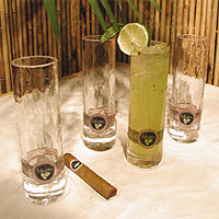 Mojito Glass Set (Set of 4)