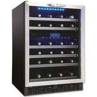 51-Bottle Built-in Wine Cooler