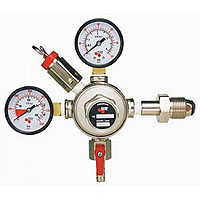 Premium Double Gauge Nitrogen Keg Beer Regulator