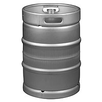 15.5 Gallon (1/2 Barrel) Commercial Kegs - Threaded D System Sankey Valve