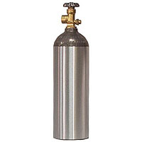 22 Cu. Ft. Nitrogen Air Tank - High Pressure Aluminum Gas Cylinder