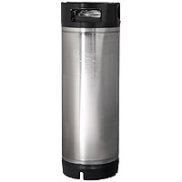 5 Gallon Ball Lock Keg - RubberHandle