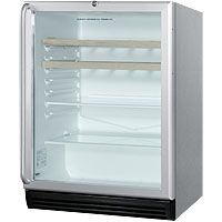 5.5 Cu. Ft. Outdoor Refrigerator Refreshment Center