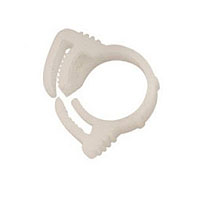 Plastic Reusable Clamp for 3/16 Inch ID Tubing