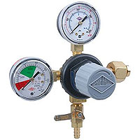 Commercial Dual Gauge Primary Keg Beer Regulator