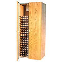 Wine Cellar - Two Basic Doors - 280 Bottle Count