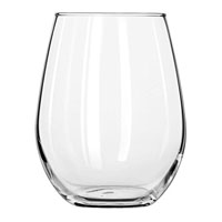 Libbey 217 Stemless Wine Taster Glass