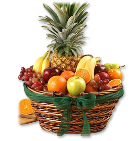 Photo of Elegant Classics Fruit Basket