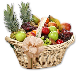 Photo of First Class Fruit Basket