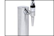 Chrome Plated Stout Beer Faucet