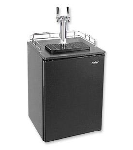 Photo of Haier Kegerator (beer tap).