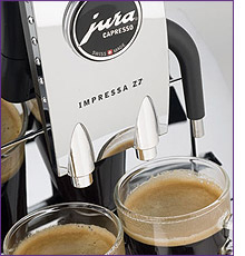 Height-Adjustable Dual Coffee Spouts