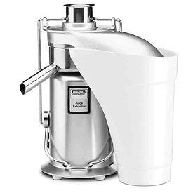 Photo of Waring Commercial JE2000 Heavy-Duty Juice Extractor with Pulp Ejection