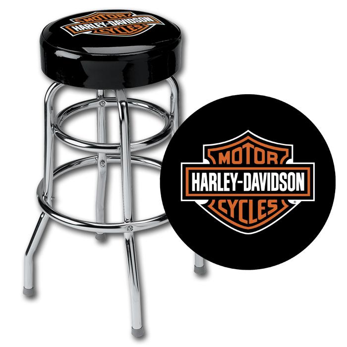 Bar Shield Stool