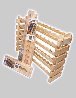 Photo of 10 Bottle Modular Wine Rack
