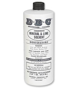 Photo of D-B-C Lime & Mineral Solvent - 33 oz.