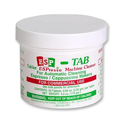 Photo of ESP-TAB Espresso Machine Cleaner Tablet - 50 Tablets