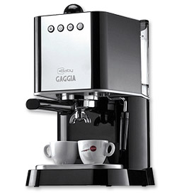 Photo of Gaggia New Baby Semi-Automatic Espresso Machine
