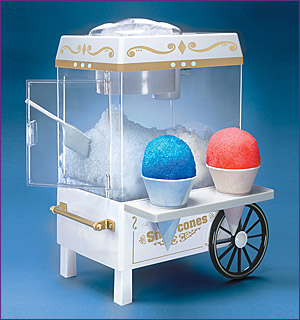 Photo of Nostalgia Electrics SCM-502 Old Fashioned Carnival Style Snow Cone Maker