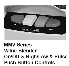 MMV-500 Specifications
