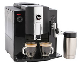 Jura-Capresso Impressa C9 One Touch Super Automatic Espresso Maker