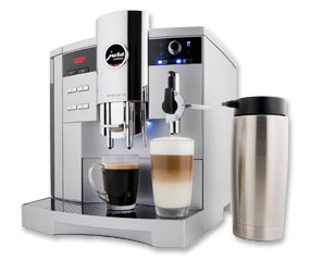 Photo of Jura-Capresso Impressa S9 One Touch Automatic Coffee Center