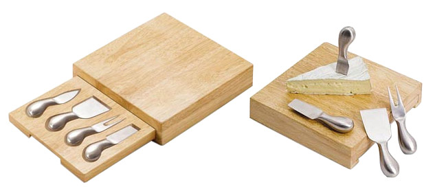 Photo of Festiva Cheese Cutting Board Set