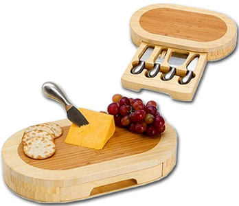 Formaggio Cheese Cutting Board Set
