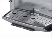 Height-Adjustable Drip Tray
