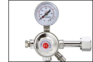 Pro Series Single Gauge Regulator